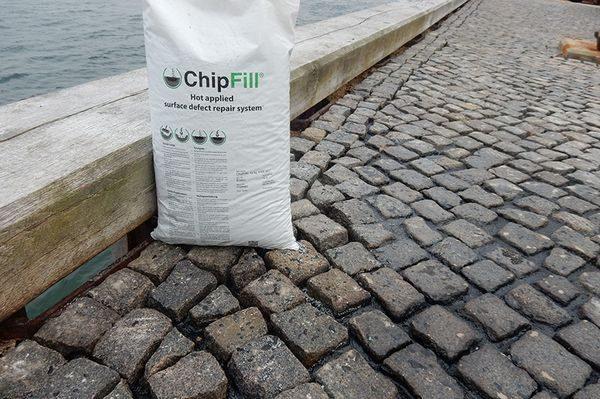 chip fill